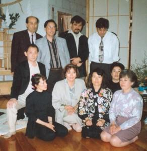 1e familiedag, 5 mei 1991, Shintotempel